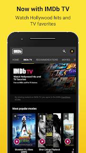IMDb Movies & TV Shows: Trailers, Reviews, Tickets (MOD, AD-Free) v8.2.5.108250302 3