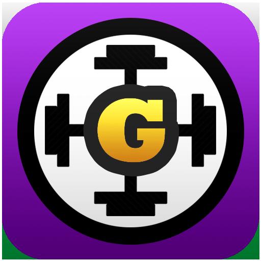 健身房教练 健康 App LOGO-硬是要APP