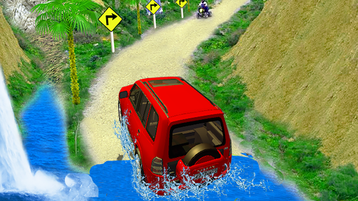 Offroad Driving 3D : SUV Land Cruiser Prado Jeep 1.0.0 screenshots 1