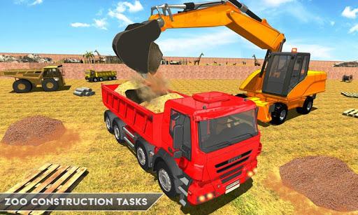 Download Animal Zoo Construction Simulator : Building Games 1.3.1 2