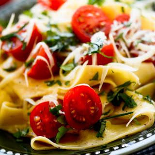 Pasta with Pecorino and Pepper – Ina Garten Recipe