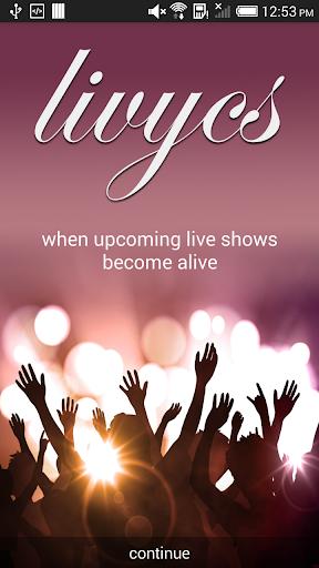 Livycs Live Shows