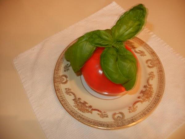 Miniature Tomato Sandwiches Recipe