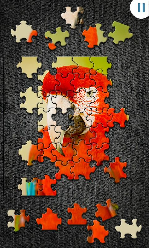 Jigty Jigsaw Puzzles- screenshot