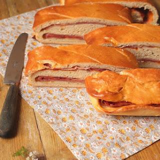 My Meat Bread.