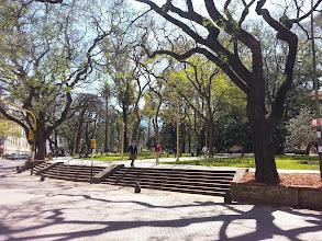 Photo: Plaza San Martín