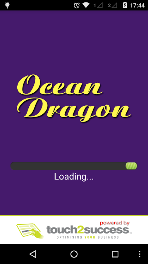 Ocean Dragon- screenshot