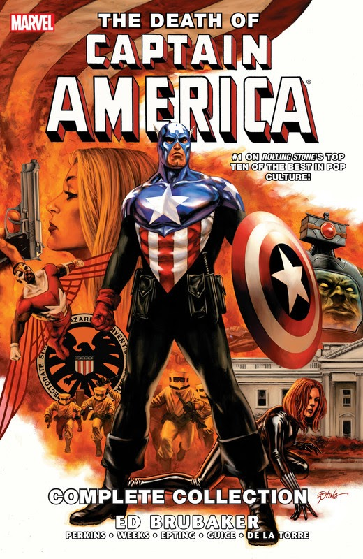 The Death of Captain America: Complete Collection (2013)