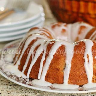 Apple Surprise Cake Recipe