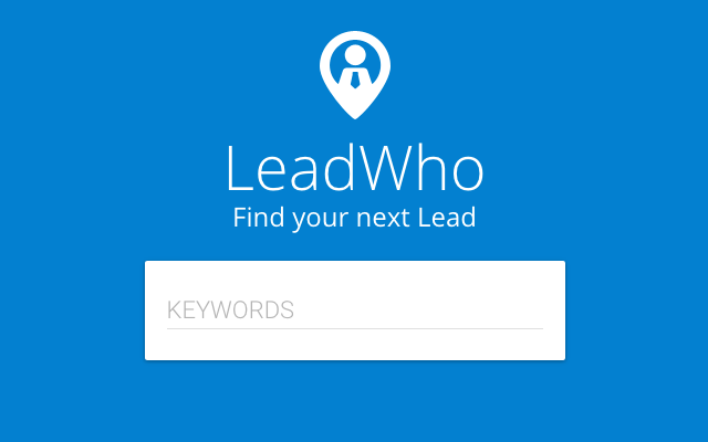 LeadWho Bookmark