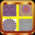 optische Täuschung icon