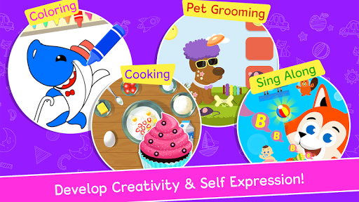 Kiddopia - Preschool Learning Games 2.1.2 screenshots 6