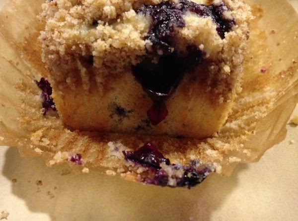 Over The Top Blueberry Muffins Recipe
