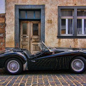 Triumph TR 3 by Axel K. Böttcher - Transportation Automobiles (  )