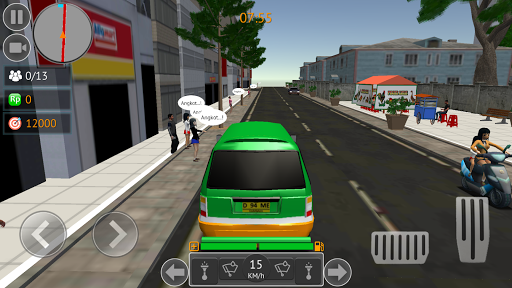 Angkot d Game android2mod screenshots 7