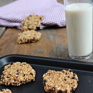 Cacao Nib Oatmeal Cookies.