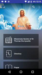 Missionary Society of St.Thomas (MST Society) - náhled