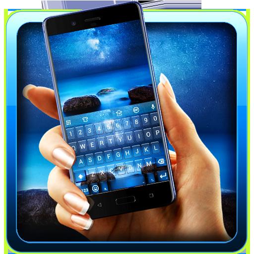 Galaxy Theme for Nokia 8