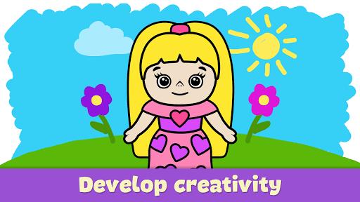 Coloring book for kids screenshot 4