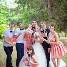 Wedding photographer Svetlana Malkova (svetlichok). Photo of 10.02.2015