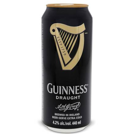 Guinness Tall Can