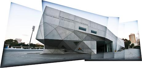 Photo: Tel Aviv Museum of Art extension, Israel