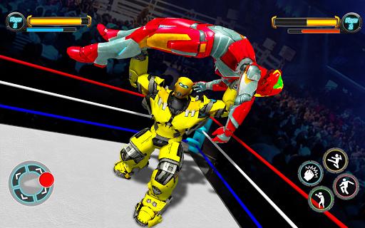 Grand Robot Ring Fighting 2020 Apk 1