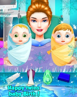 Ice Mommy's Baby - Newborn Sister - náhled