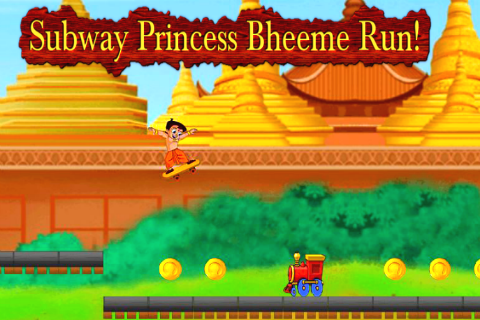 Subway Princess Bheeme Run
