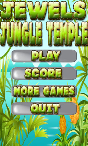 Jewels Jungle Temple
