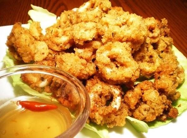 Toyomansi Calamares Recipe