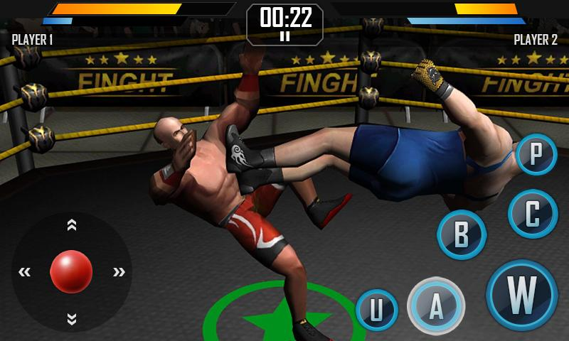 Lucha real 3D