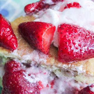 Strawberry Shortcake with Strawberry Whipped Cream Recipe