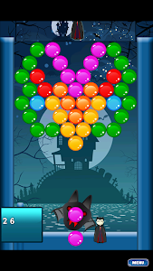 Vampire Bubble Shooter screenshot 5