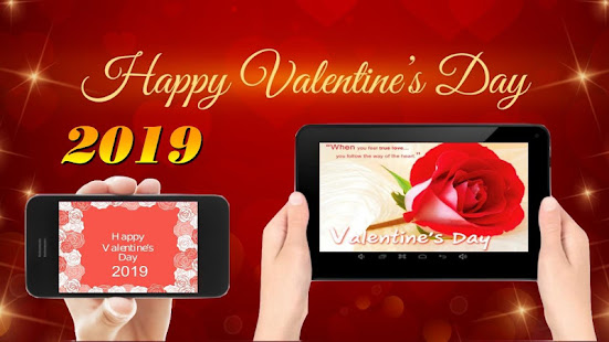 Happy Valentine S Greeting Cards Wishes 2019 Apps On Google Play