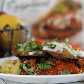 Very Veggie Eggplant Parmesan