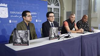 Presentación  del libro de Rodrigo Valero en El Patio de Luces