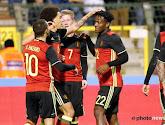 Rode Duivels verslaan topland Italië: 3-1 in het Koning Boudewijnstadion