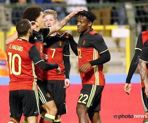 Les Diables Rouges, en n°1 mondiaux, mettent la Squadra Azzura à genoux (3-1)