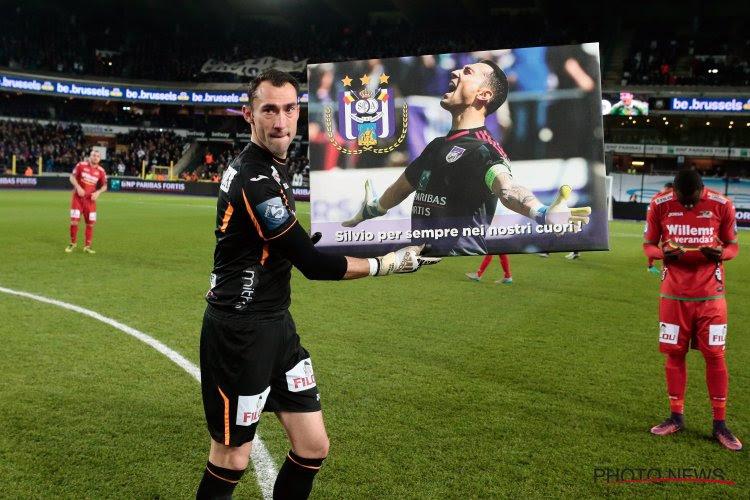 🎥 Anderlecht eert ex-doelman Silvio Proto met prachtige podcast