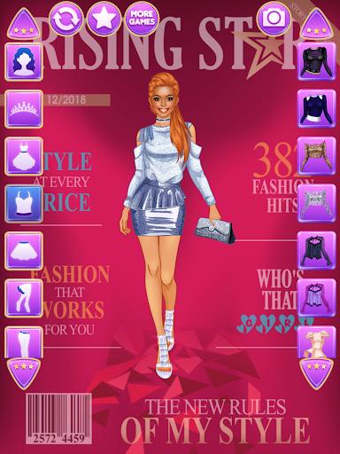 Fashion Model 2020 - Rising Star Girl 1.1 screenshots 9