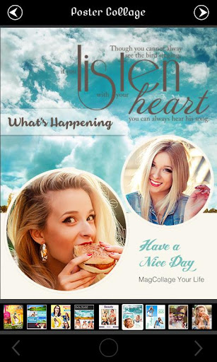 Poster Photo Collage Editor  screenshots 6