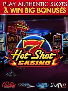 Hot Shot Slots Free Download