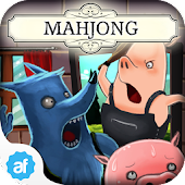 Hidden Mahjong: 3 Little Pigs