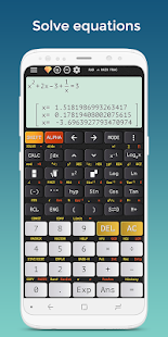 Calculator 82 350 570 991 ex es ms vn plus fx Screenshot
