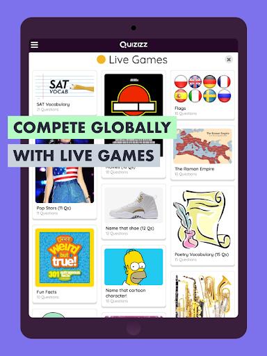 Quizizz Student: Fun Multiplayer Quizzes! 2.4 screenshots 15