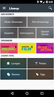 Screenshot of SXSW® GO - Official 2016