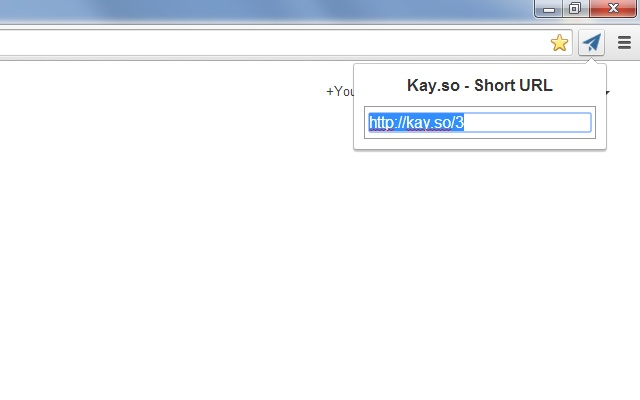 Kay.so URL Shortener