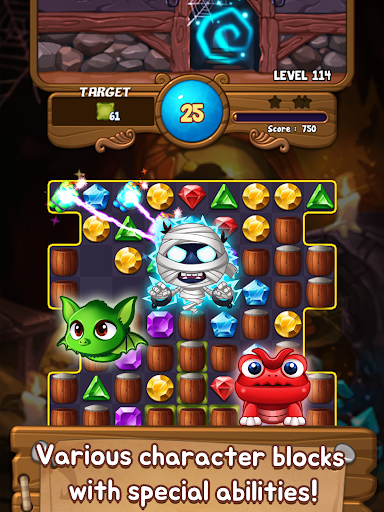 Jewels Time : Endless match 2.3.2 screenshots 21