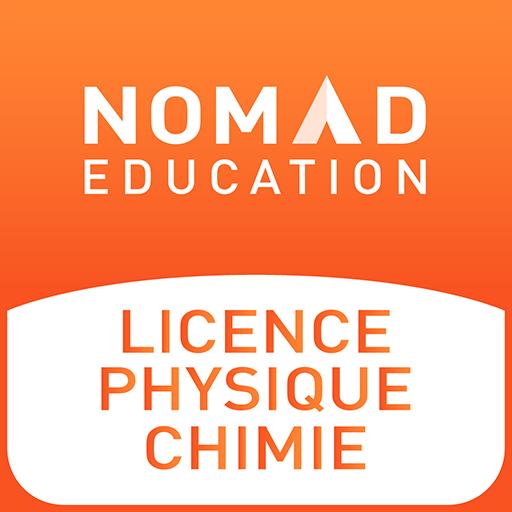 Licence Physique-Chimie - L1,L2,L3 Révision, Cours Icon